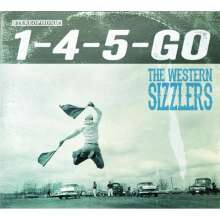 The Western Sizzlers: 1-4-5-Go, CD