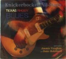 The Knickerbocker All-Stars: Texas Rhody Blues, CD