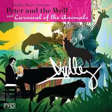 Dudley Moore (1935-2002): Filmmusik: Peter & The Wolf / Carnival Of The Animals, CD
