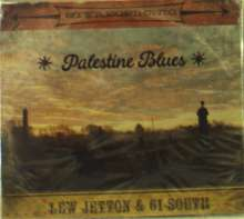 Lew Jetton: Palestine Blues, CD