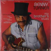 Benny Turner: My Brother's Blues, LP
