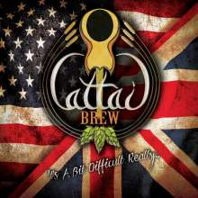 Cattail Brew: It's A Bit Difficult Really, CD