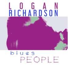 Logan Richardson (geb. 1980): Blues People, CD