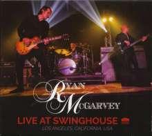 Ryan McGarvey: Live At Swinghouse, CD
