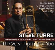 Steve Turre (geb. 1948): The Very Thought Of You, 2 LPs