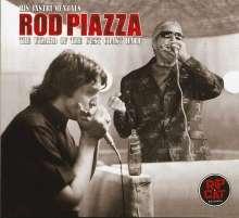 Rod Piazza: His Instrumentals, 2 CDs