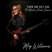 Meg Williams: Take Me As I Am: The Muscle Shoals Sessions, CD