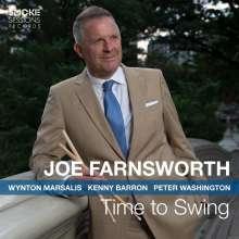Joe Farnsworth (geb. 1968): Time To Swing, CD