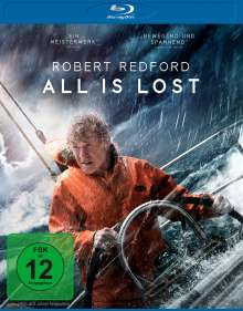 All Is Lost (Blu-ray), Blu-ray Disc
