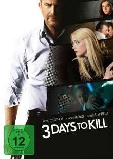 3 Days to Kill, DVD
