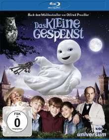 Das kleine Gespenst (Blu-ray), Blu-ray Disc