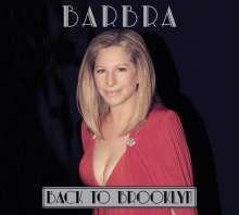 Barbra Streisand: Back To Brooklyn, CD