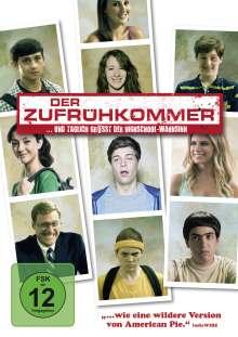 Der Zufrühkommer, DVD