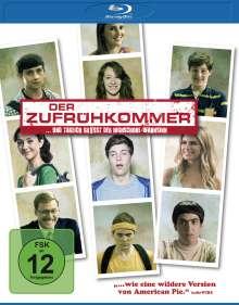 Der Zufrühkommer (Blu-ray), Blu-ray Disc