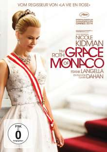 Grace of Monaco, DVD