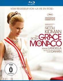 Grace of Monaco (Blu-ray), Blu-ray Disc