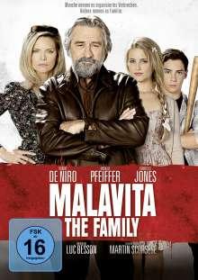 Malavita, DVD