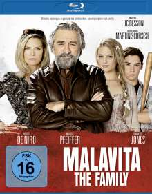 Malavita (Blu-ray), Blu-ray Disc