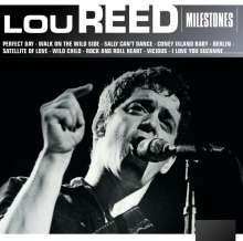 Lou Reed: Milestones, CD