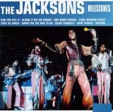 The Jacksons (aka Jackson 5): The Jacksons (Milestones), CD
