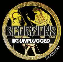 Scorpions: MTV Unplugged In Athens (Boxset), 2 CDs