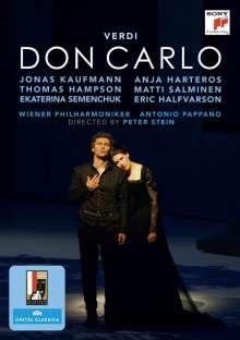 Giuseppe Verdi (1813-1901): Don Carlos, 2 DVDs
