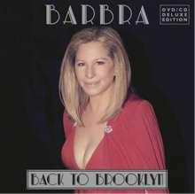 Barbra Streisand: Back To Brooklyn (Deluxe Edition) (CD + DVD), 1 CD und 1 DVD