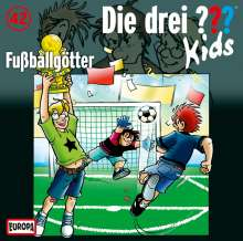 Die Drei ??? Kids 42: Fußballgötter, CD