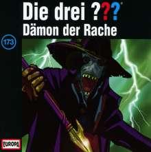 Die Drei ??? (Folge 173) - Dämon der Rache, CD