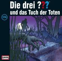 Die Drei ??? (Folge 174) - und das Tuch der Toten, CD