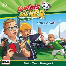 Teufelskicker (51): Schiri in Not!, CD
