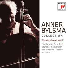 Anner Bylsma plays Chamber Music Vol.2, 12 CDs