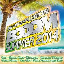 Booom: Summer 2014, 2 CDs