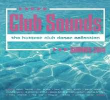 Club Sounds - Summer 2014, 3 CDs