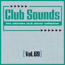 Club Sounds Vol. 69, 3 CDs