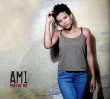 Ami Warning: Part Of Me, CD