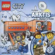 LEGO City 13: Arktis, CD
