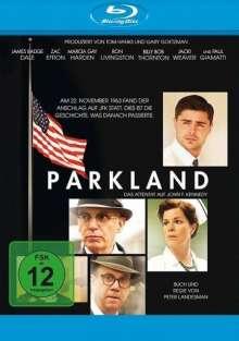 Parkland (Blu-ray), Blu-ray Disc