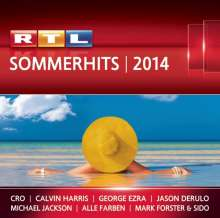 RTL Sommerhits 2014, 2 CDs