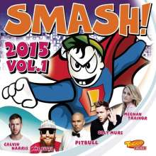 Smash! 2015: The First, CD