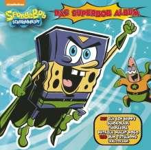 SpongeBob Schwammkopf: Das SuperBob Album, CD