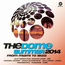 The Dome Summer 2014, 2 CDs