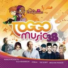 Toggo Music 38, CD