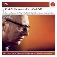 Carl Orff (1895-1982): Carl Orff Edition, 5 CDs