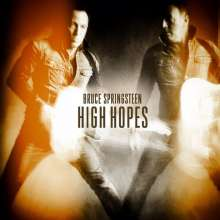 Bruce Springsteen: High Hopes (180g), 2 LPs und 1 CD
