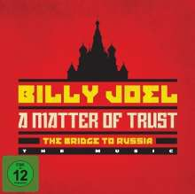 Billy Joel: A Matter Of Trust: The Bridge To Russia: The Concert (Deluxe Edition) (2CD + Blu-ray), 2 CDs und 1 Blu-ray Disc