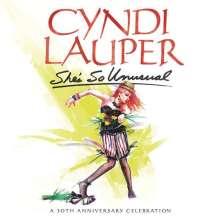 Cyndi Lauper: She's So Unusual:  A 30th Anniversary Celebration, CD
