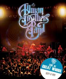 The Allman Brothers Band: Live At Great Woods (Amaray-Case), DVD