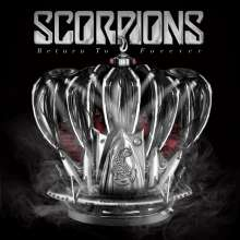 Scorpions: Return To Forever, CD
