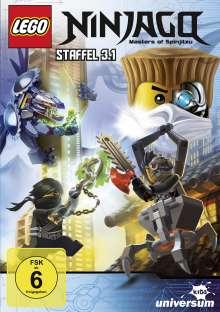 LEGO Ninjago 3 Box 1, DVD